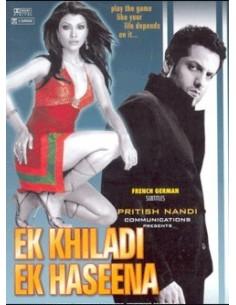 Ek Khiladi Ek Haseena DVD