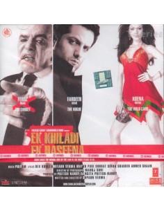 Ek Khiladi Ek Haseena CD