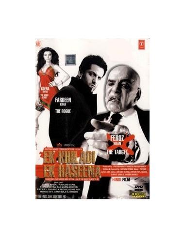 Ek Khiladi Ek Haseena DVD (Collector)