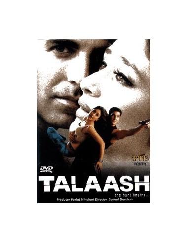 Talaash DVD