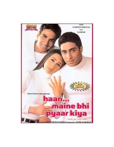 Haan Maine Bhi Pyaar Kiya DVD