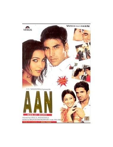 Aan DVD (Akshay Kumar)