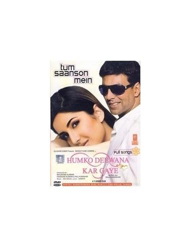 Tum Saanson Mein (Humko Deewana kar Gaye)  DVD