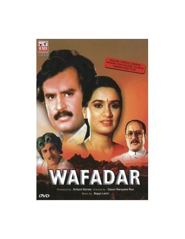 Wafadar DVD