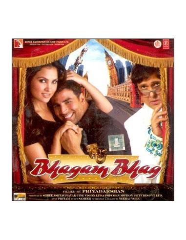 Bhagam Bhag CD