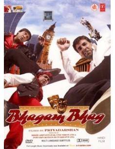 Bhagam Bhag DVD (Collector)