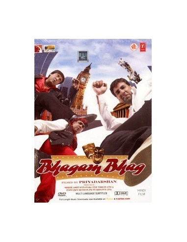 Bhagam Bhag DVD (Collector)