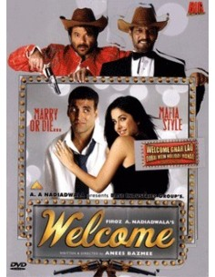 Welcome DVD (Collector)