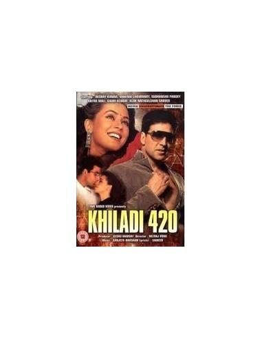 Khiladi 420 DVD