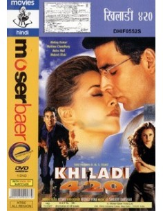 Khiladi 420 DVD - Collector (FR)