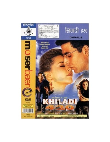Khiladi 420 DVD (Collector)