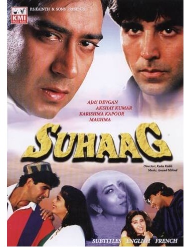 Suhaagan DVD