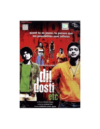 Dil Dosti Etc DVD