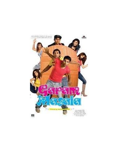 Garam Masala DVD