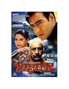 Naajayaz DVD