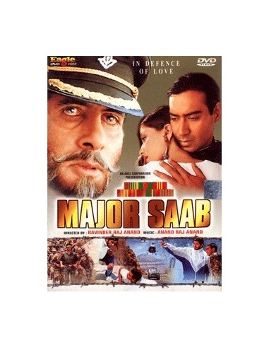 Major Saab DVD - Collector