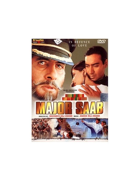 Major Saab DVD (FR)