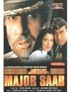 Major Saab DVD