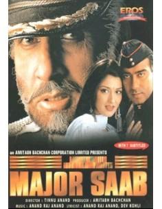 Major Saab DVD