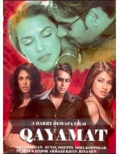 Qayamat DVD