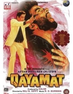 Qayamat DVD (1983)