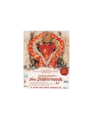 Vighnaharta Shree Siddhivinayak DVD