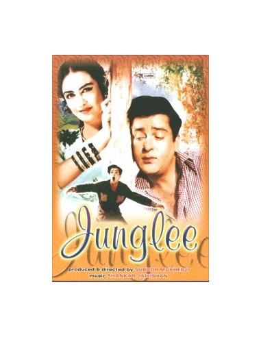 Junglee DVD