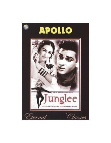 Junglee DVD (1961)