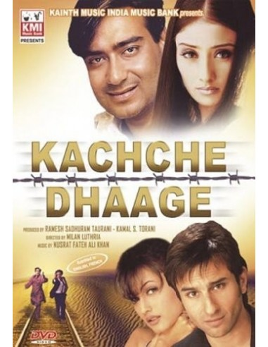 Kachche Dhaage DVD