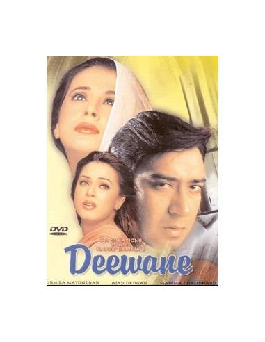 Deewane DVD
