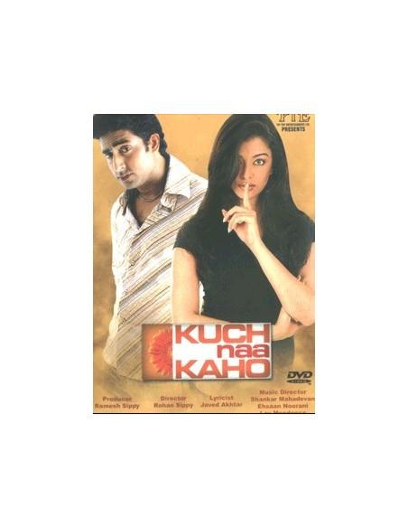 Kuch Naa Kaho DVD