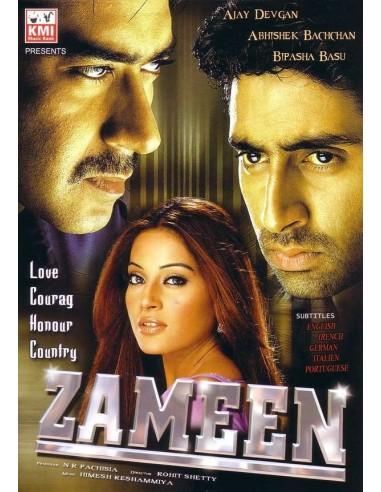 Zameen DVD
