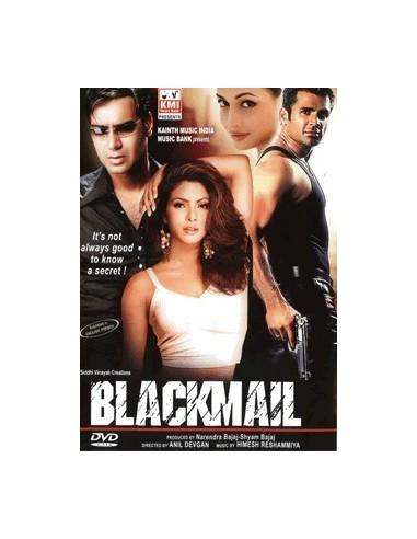 Blackmail DVD