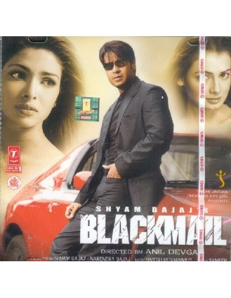 Blackmail CD