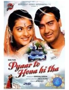 Pyaar To Hona Hi Tha DVD (Collector)