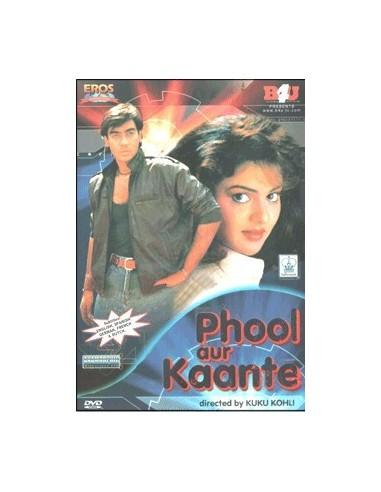 Phool Aur Kaante DVD