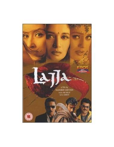 Lajja DVD