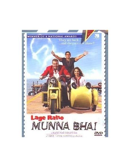 Lage Raho Munna Bhai DVD