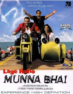 Lage Raho Munna Bhai - Blu-Ray
