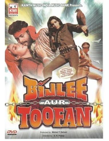 Bijlee Aur Toofan DVD