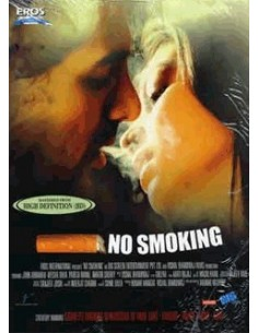 No Smoking DVD