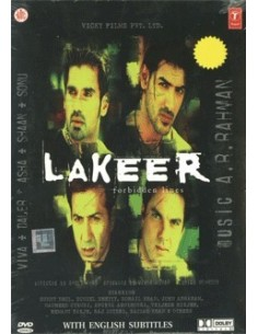 Lakeer DVD (Collector)