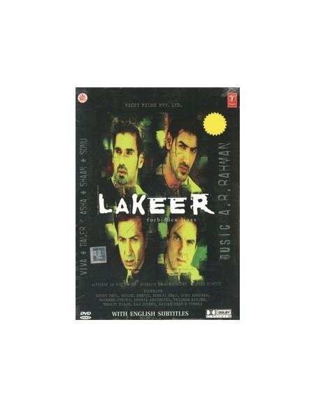 Lakeer DVD