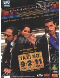 Taxi No. 9211 DVD - Collector