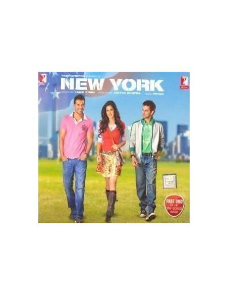 New York CD