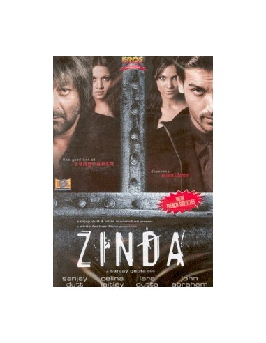 Zinda DVD - Collector (FR)