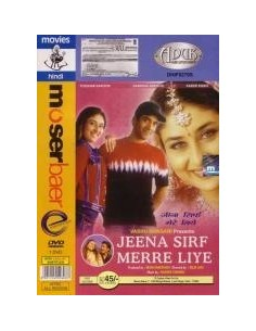 Jeena Sirf Merre Liye DVD - Collector (FR)