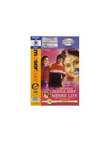 Jeena Sirf Merre Liye DVD (Collector)