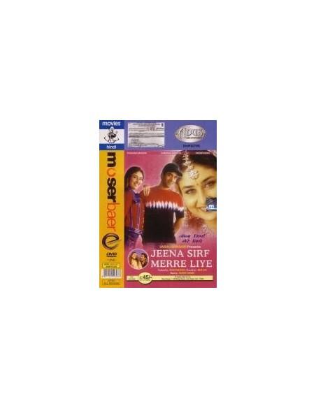 Jeena Sirf Merre Liye DVD