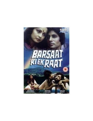 Barsaat Ki Ek Raat DVD
